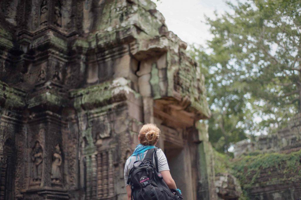 Historical monuments visit